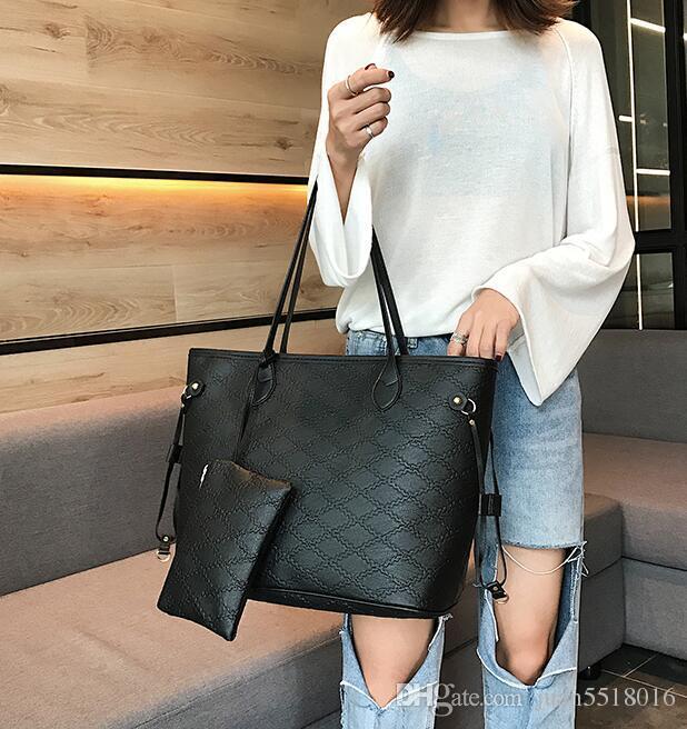 Borse a spalla donna tote casual Borse donna vacchetta cuoio genuino Borse donna progettista borse hobo crossbody con portafoglio