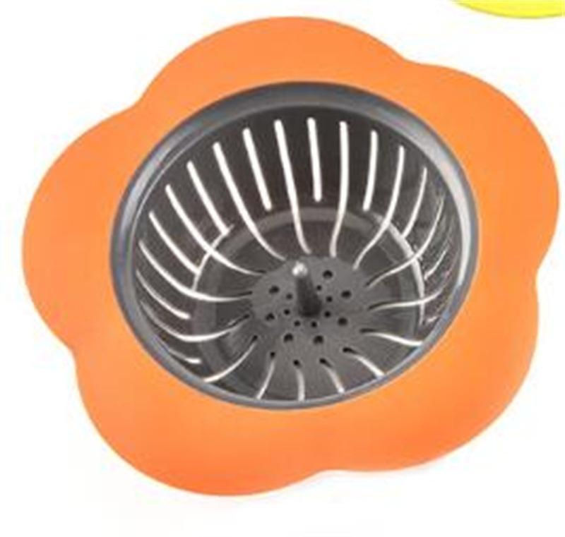 Cucina Flume dispersione doccia in camera fogna Piano di scarico Retina Cucine Arancione Giallo Blu di vendita caldi 1 4zs L1