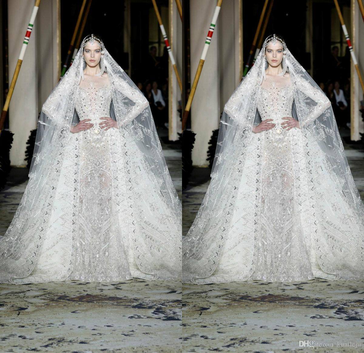 Bohemian Luxury Ball Gown Wedding Dresses Tulle Lace Crystal Beads Sequins Long Sleeve Princess Gown Floor Length Bridal Gowns Ball Gown Wedding Gown Wedding Dress From Kuaileju 278 59 Dhgate Com,Winter Wonderland Themed Wedding Dresses