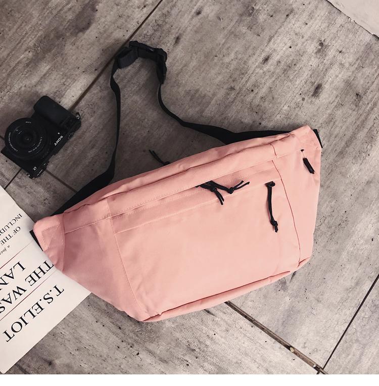 2020 neue Multicolor Fashion Outdoor Waistpack Freie Verschiffen-Entwerfer-Taillen-Beutel-Qualitäts-Leinwand Big Size prüfen Packung 20042901W