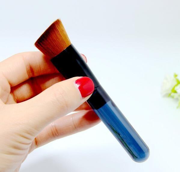 Marque Fondation blush poudre brosse pinceau de maquillage outil de beauté