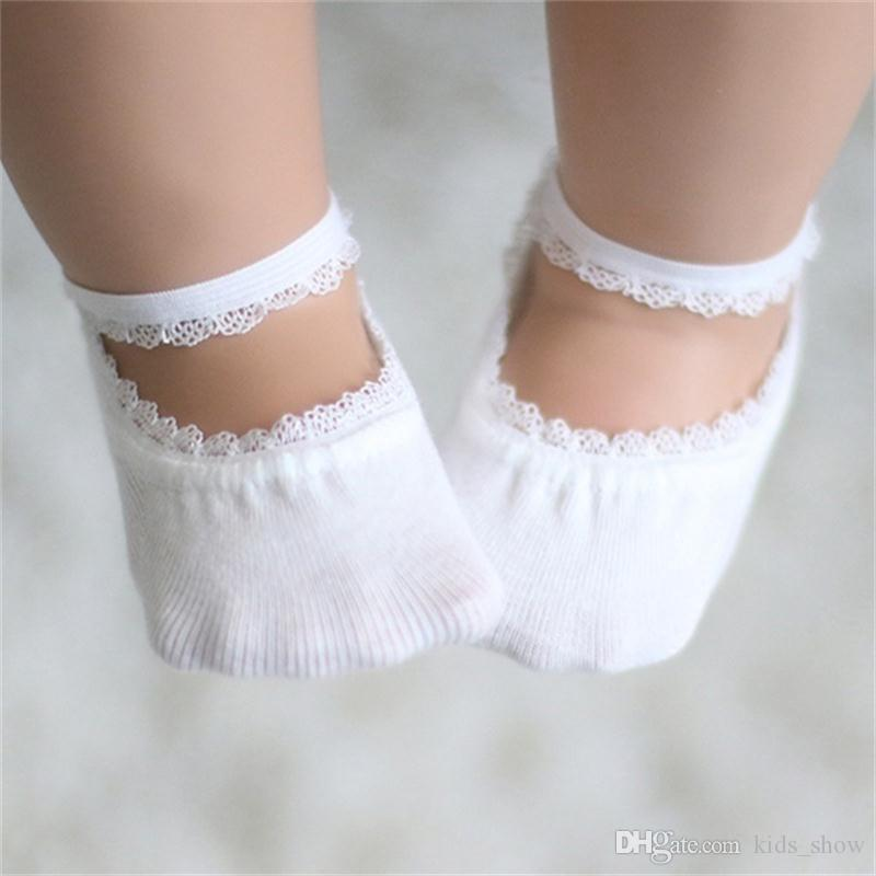 Paar Baby Socken Stricksocken Strickschuhe Söckchen Neugeborenes Warm NEU