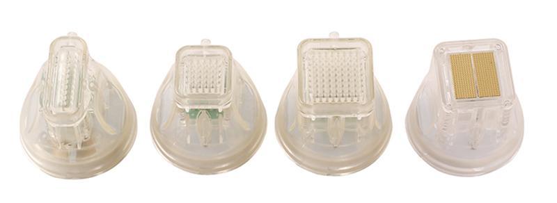 Картриджи для дробной RF Microneedle машина заводская цена позолоченные изолированные Microneedle наконечник 25pins иглы 64pins rf иглы наконечник