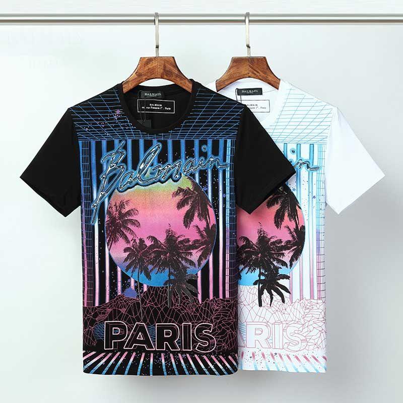 Дизайнер моды классические мужские полосатой рубашке дизайнер хлопка мужская майка белый черный дизайнер рубашки поло мужской M-3XL