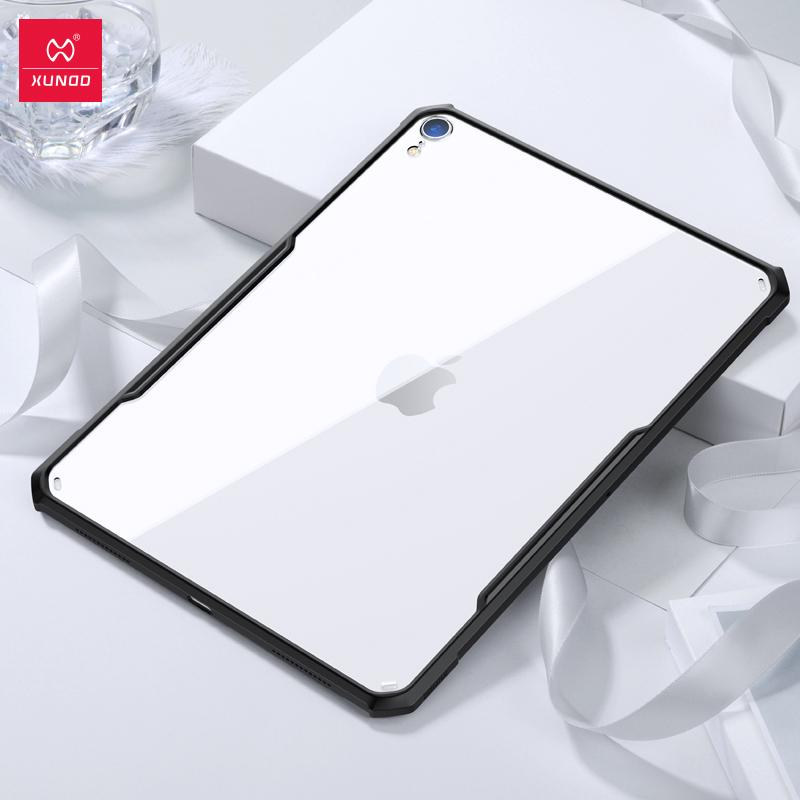 """Yeni iPad Pro 11 için XUNDD Koruyucu tablet Durumda 12.9 9.7 10.5 """"2017 2018 hava yastıkları ile mini 4 Darbeye Kılıfları"""