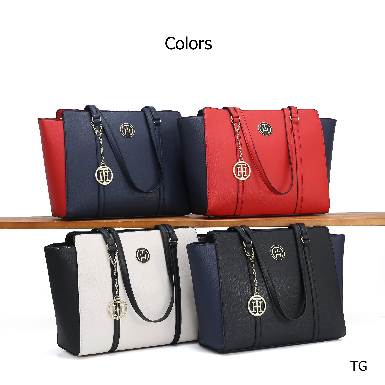 TG 004 Besten Preis-Qualitäts-Frauen-Damen-Einzel Handtaschentotalisator Schulterrucksackbeutel Geldbörse Portemonnaie