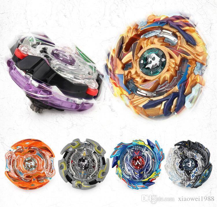 Beyblade Burst Starter Launcher B73 B74 B75 With Sword Launcher Factory Supply Toys Children Gift Metal Fusion Blayblade Toy