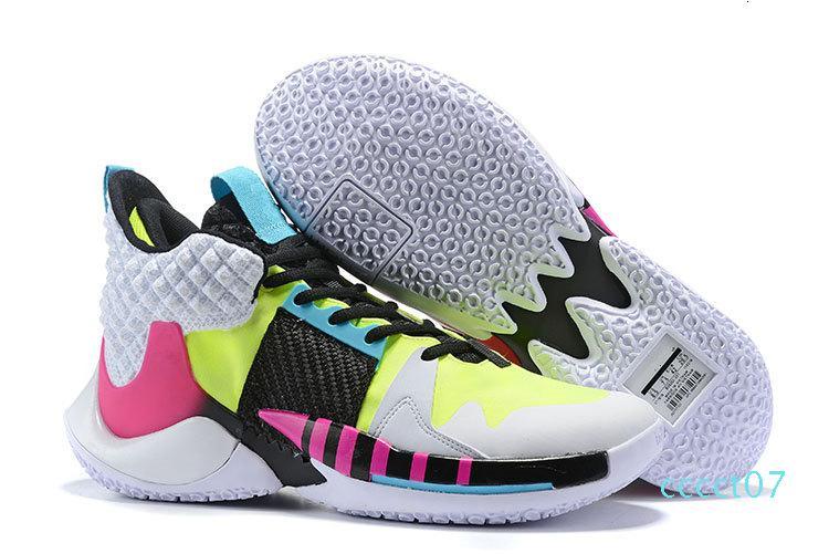Почему обувь не Zer0.2 Chaos Уэстбрук 2 Что баскетбольного для Top 2s качества мужских спортивных кроссовок Размера 40-46