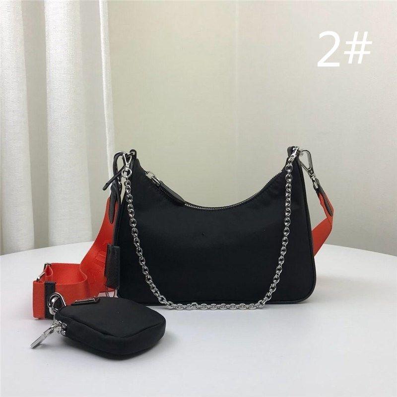 Carry / Achsel Taschen von Hand, Modefrauentasche, single-Schulter Kreuzkörper Beutel mit Kettenschulter strape Beutel, Größe 22-12-6CM