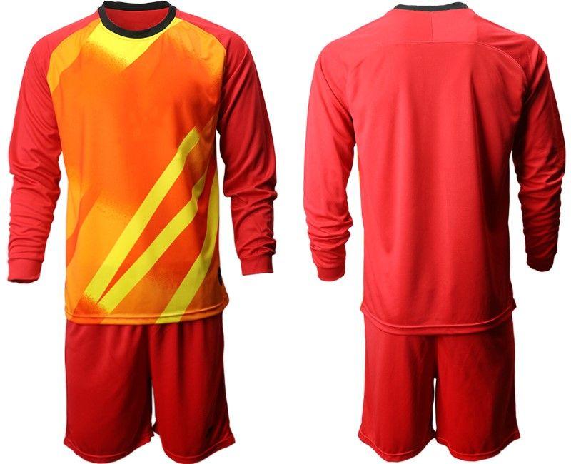 Medida PSG portero equipos de fútbol para niños Uniformes Conjuntos 1 BUFFON manga larga K.NAVAS fútbol jerseys niños
