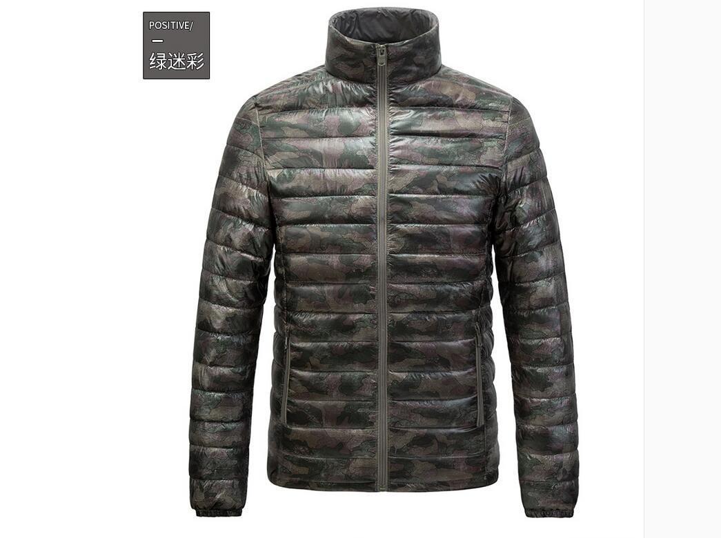 2021 Wholesale- Winter Duck Down Jacket Ultra light Men 90% Coat Waterproof Down Parkas Fashion mens Outerwear coat