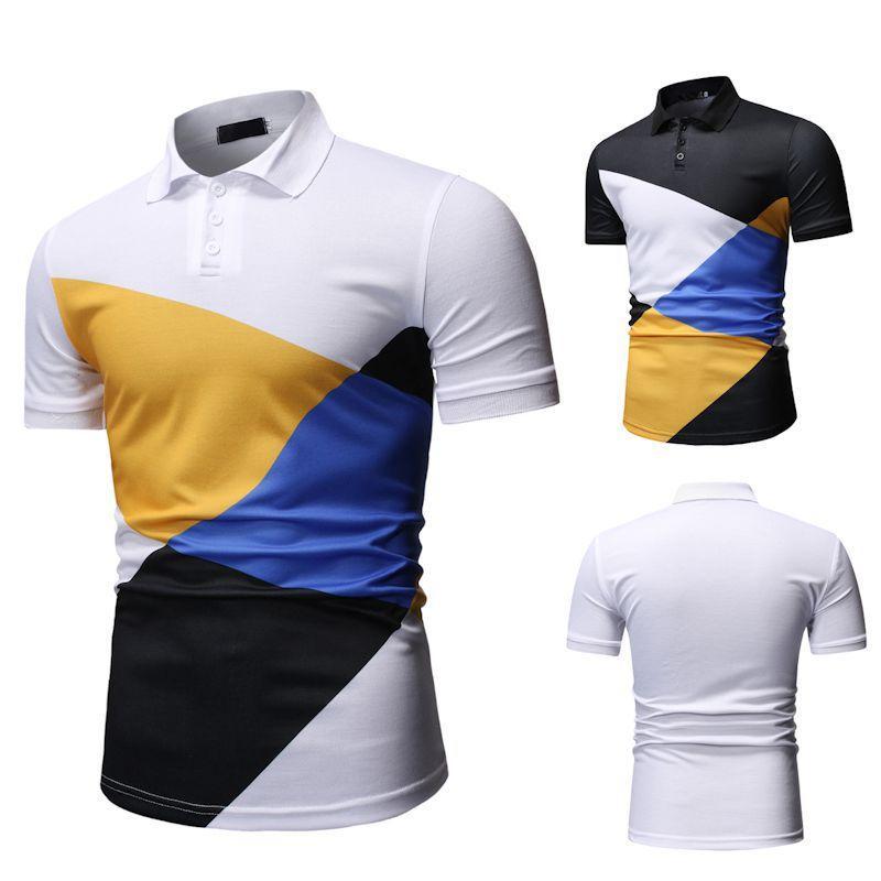 novo negócio personalizado moda de lazer férias de manga curta camisa dos homens de verão dos homens