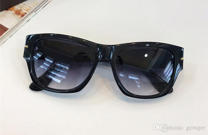 New luxury selling Occhiali Da Sole Del Progettista 0601 - P Classic plancia uomini occhiali quadrati di alta qualità di stile esterno Occhiali UV400 di protezione con la scatola