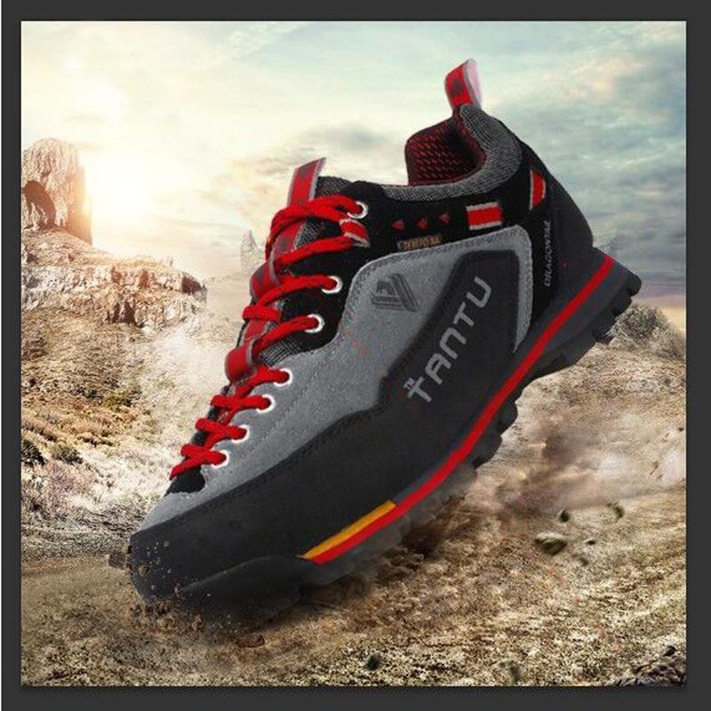 2020 Men Outdoor Shoes Waterproof
