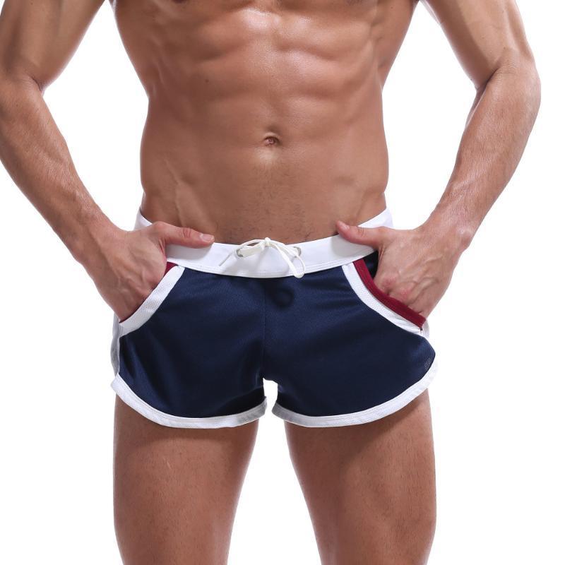 Hot melhor preço Fashion Desportivo calções casuais 2019 verão respirável Shorts Masculino Casual Men Praia solto elástico na cintura
