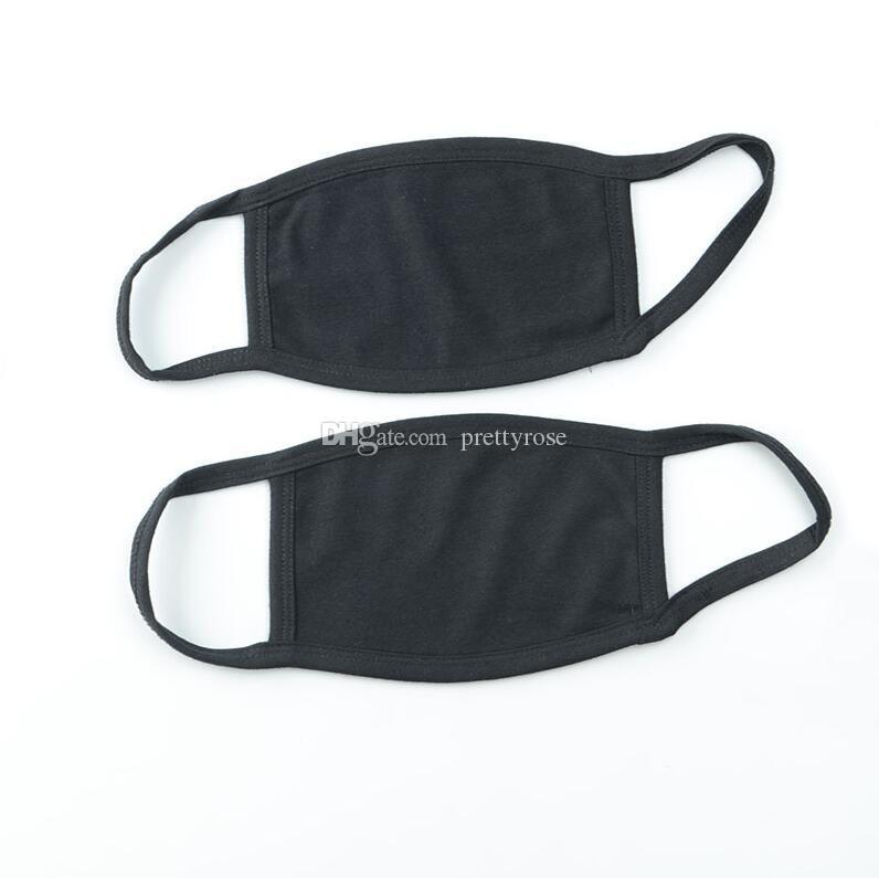 El nuevo algodón Máscara facial reutilizable lavable anti-polvo boca cara máscaras respiratorias calentamiento Llevar a prueba de viento unisex máscara DHL