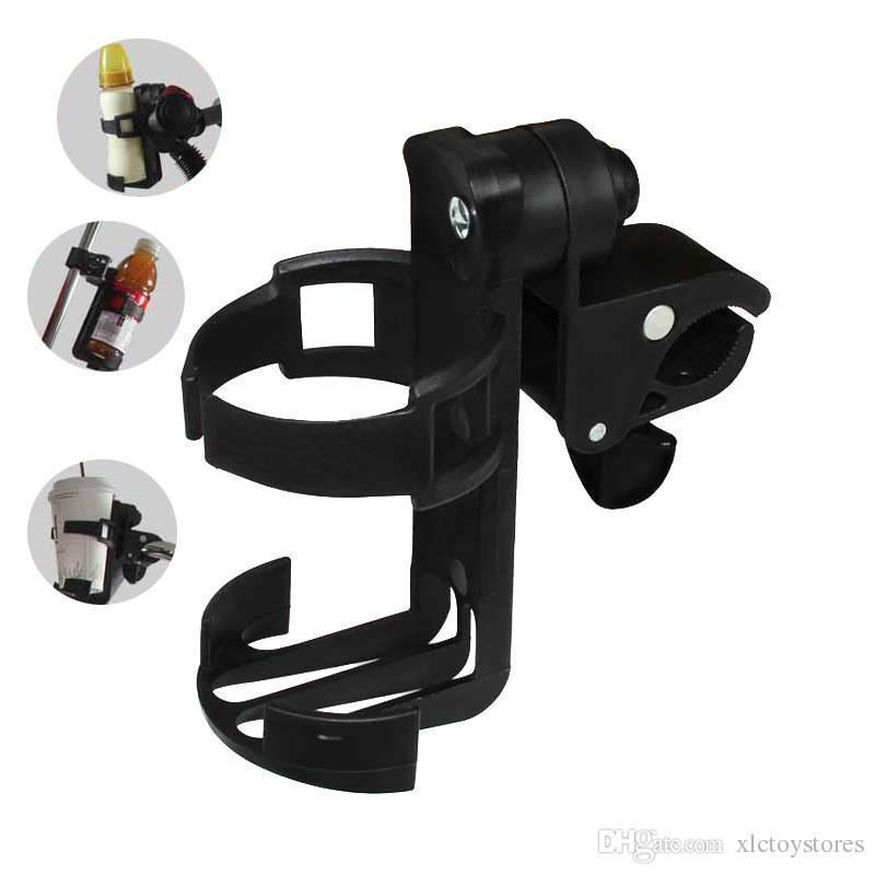 Wholesale- Universal cup holder stroller buggy Water Kettle strollers Accessories Wheelchair baby car carriage pram