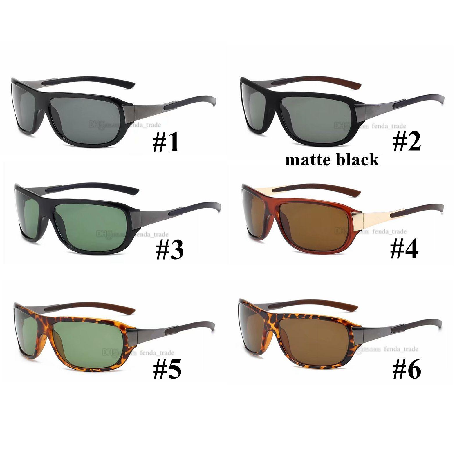 NEW Summer Street Sports Sunglasses Men's Driving Shades Male Sun Glasses For Men Retro Cheap HOT 4120 Glass lens Designer Gafas De sol 10PC