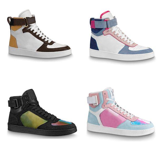 Designer Rivoli Trainer Boots