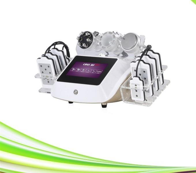 1 Spa kavitasyon lipo lazer makinesi kilo kaybı zayıflama invazif olmayan lipo lazer makinede Spa 6