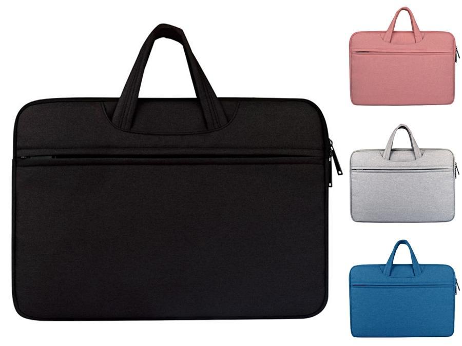 "Wasserdichte Laptop-Tasche für MacBook Air Pro 13,14,15,15.6,11 Zoll Laptop-Hülle Messenger Protective Notebook-Tasche 15"" 13.3"" Sh190924 # 703"