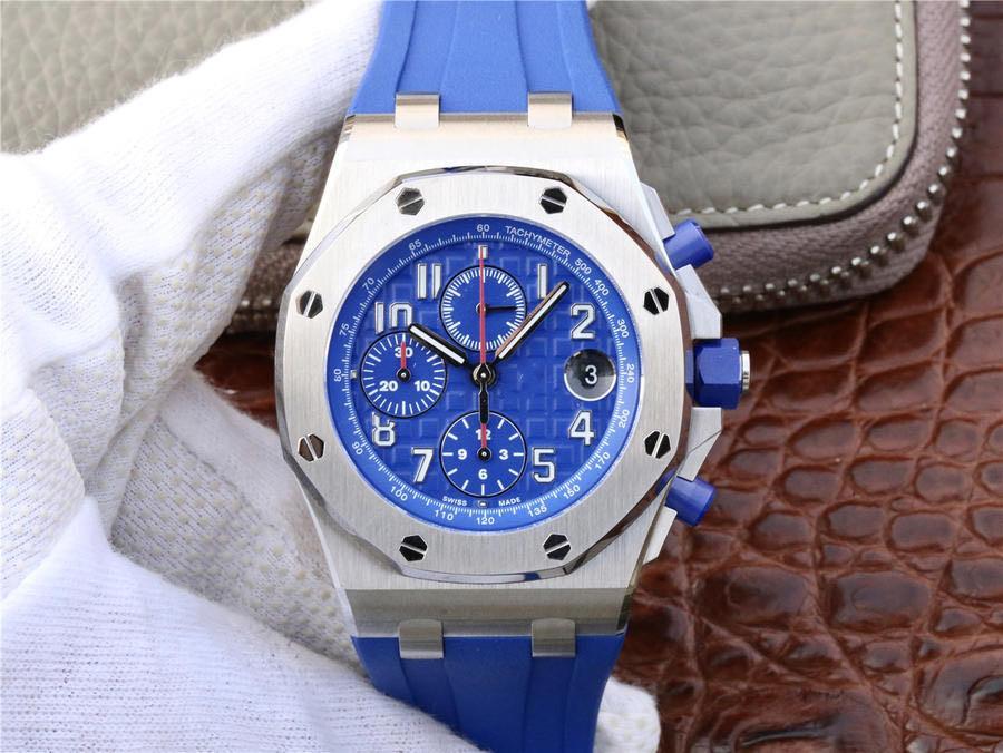 Новое движение высокого качества оснащен заказной версия 3126 размера движения времени 42 мм дизайнером кожаного ремешка для часов смотреть автоматический manipu