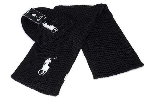 Hot fashion brand yojojo men and women winter high quality warm scarf hat suit full knit hat warm A7833