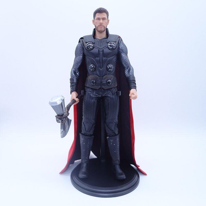 Empire Toys Marvel Avengers:Endgame 1/6 Scale Thor with Stormbreaker Statue Figure Superhero Model Toy