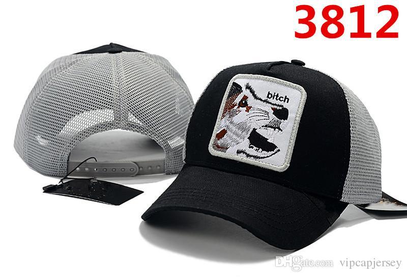 Bitch gray/black caps designer hats brand Chick Snapback Cap Men Women summer Snapbacks Hats Baseball Sports Caps fan Gorras goku cap