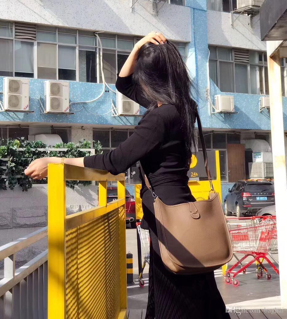 handmade Beeswax line togo classical Shoulder Cross Body Totes Top luxury handbags women bags designer famous brands leather quality joker