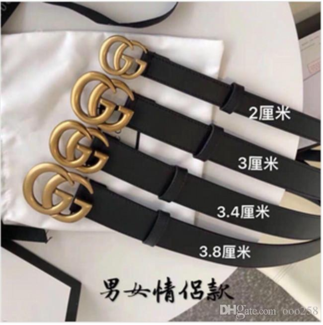Famosa grife Belts Men alta dos homens da qualidade Cintos de luxo de couro genuíno Pin Buckle Casual Belt Cintura