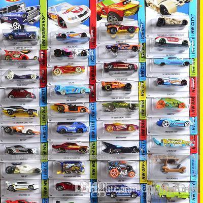 2018 Hot Wheels Autos Ducati Rápido y Furioso Diecast Coches N juguete Colección Sport Car Model Hotwheels mini coche para niños