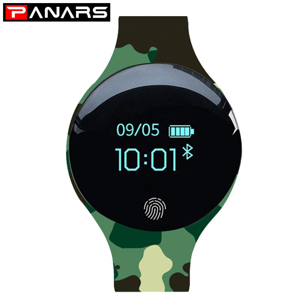PANARS Color Touch Screen Smartwatch Motion detection Smart Watch Sport Fitness Men Women Wearable Devices For IOS Android 9200