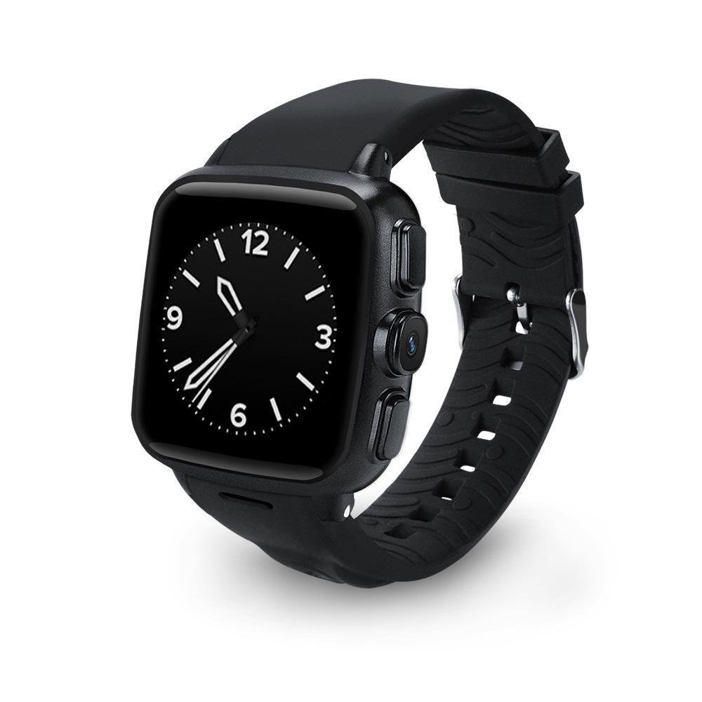 deportes de calidad superior reloj inteligente con el seguimiento de la cámara de WiFi GPS portátil inteligente sanitaria inteligente aptitud pulsera podómetro hx20060504