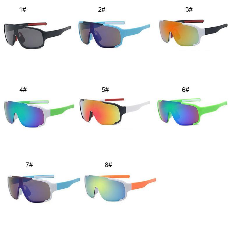 الرجعية مصمم جديد رجل إمرأة نظارات ركوب الدراجات في الهواء الطلق الرياضة النظارات الشمسية فوق البنفسجية حماية نظارات لطريق جبل دراجة دراجات صيد النظارات