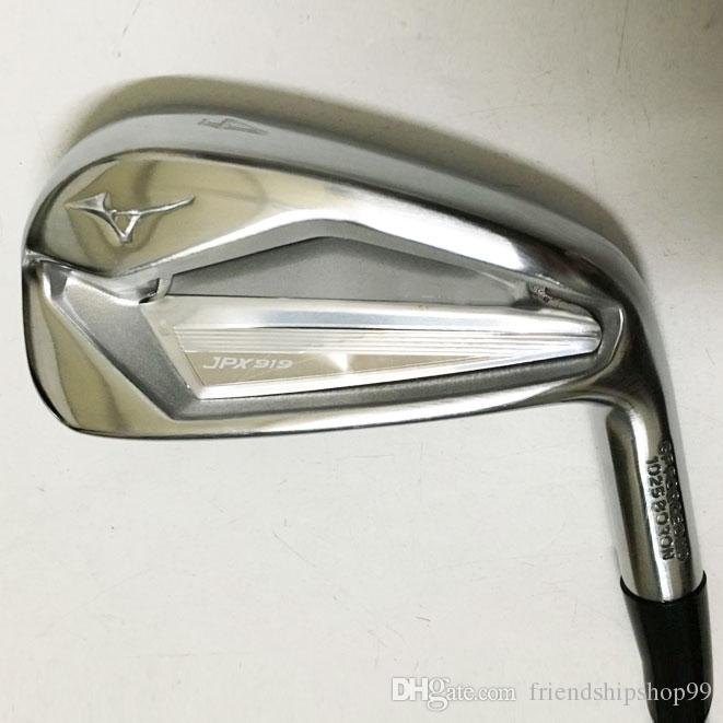 Nuovi mazze da golf club jpx919 Ferro 4-9P Golf ferri da golf Graphite Golf shaft R or S flex Spedizione gratuita