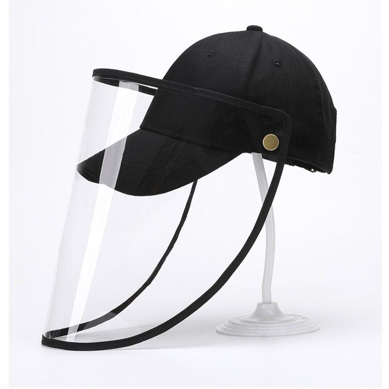 Unisex Oclusão capacete Caps Hats Anti- Segurança Outdoor Hat Proteção Rosto Anti-espeto à prova de vento motociclista Driving Chapéus