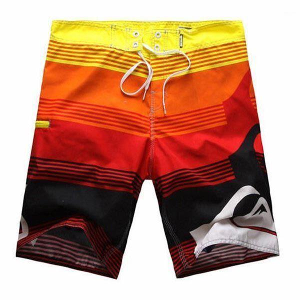 Beach Men Shorts Swimming Bermuda Masculina Surf Board Shorts Sports Beach Pants Men Short Homme Quick Dry For Men 2019 C19040801