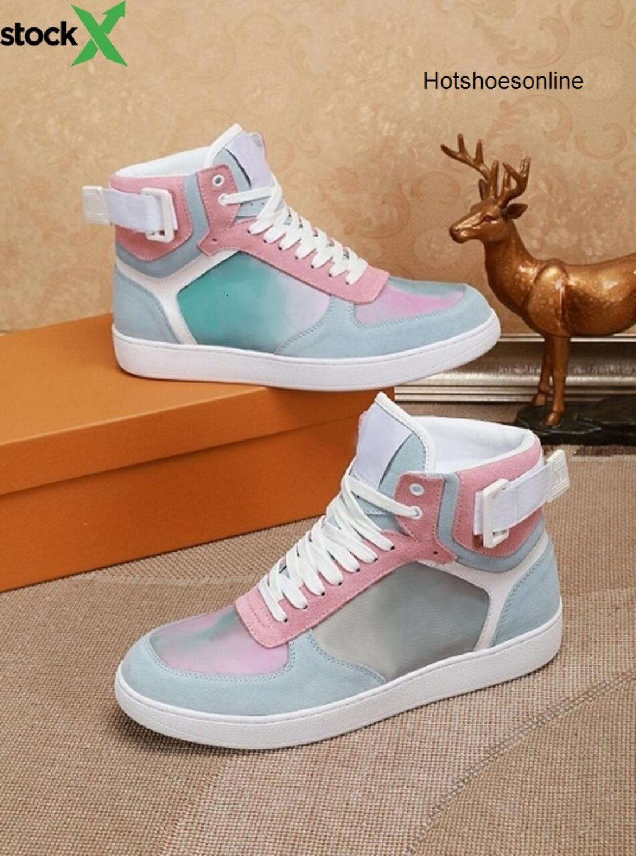 Erkekler klasik Boombox Sneaker çizmeler, renkli deri Jordon basketbol sneakers erkekler yüksek çizmeler gündelik Ayakkabı tam bir set Ambalaj üst