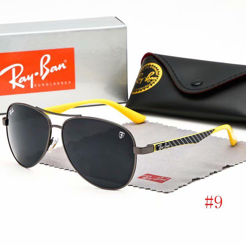 Üst marka tasarımcısı sunglasses.luxury erkek ve box.Ray gözlüklerle kadın sunglasses.UV400 kaliteli modeli W8313.