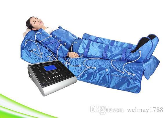 (3) 적외선 공기압 치료 슬리밍 근육 전기 자극기 EMS 근육 자극기 1