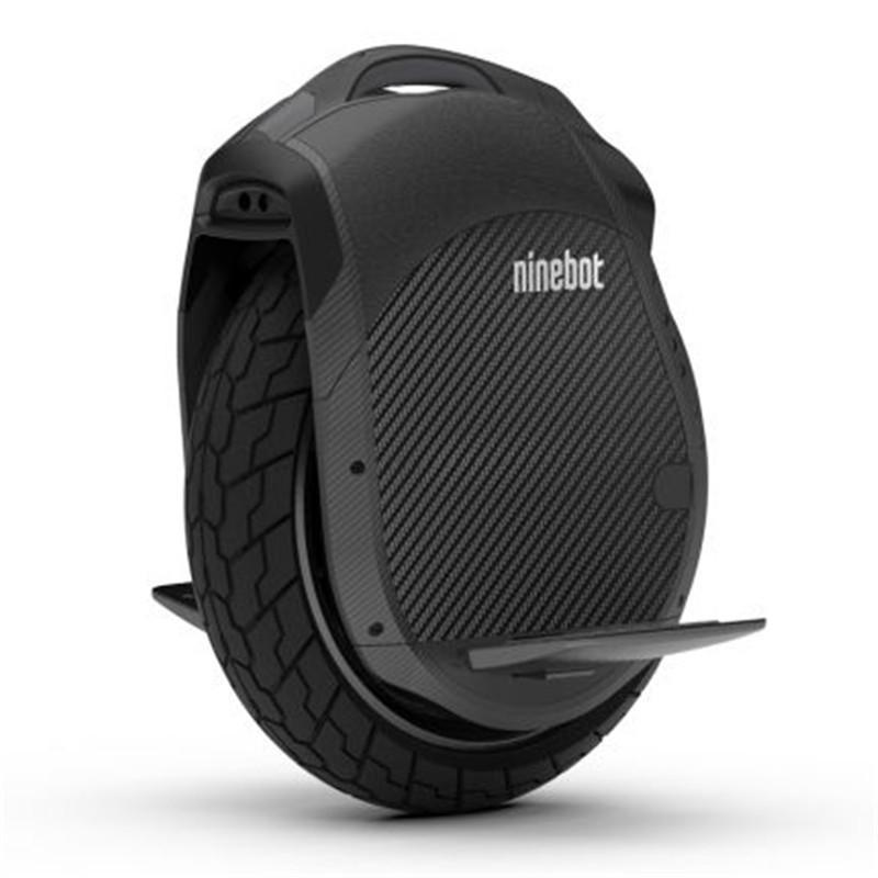 Ninebot One Z10 전기 외발 자전거 스쿠터가있는 트롤리 손잡이 1800W 60V 셀프 밸런싱 스쿠터 45km / h 블루투스 스마트 앱