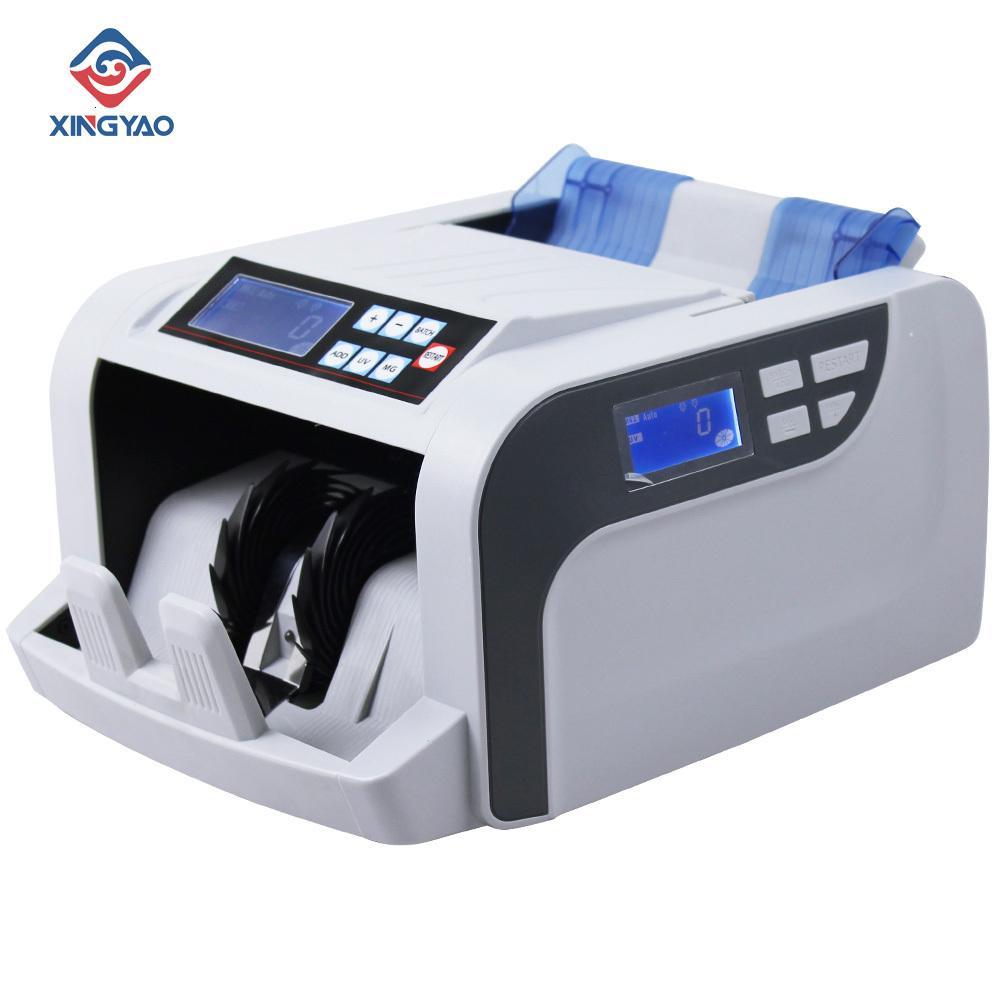 XD-2820UV / MG Muliti العملات النقدية التمييز النقدية آلة عد النقود لعملات بوليمر ورقية مع وظيفة UV / MG