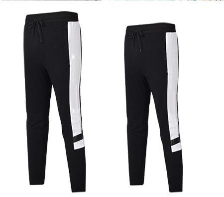 Femmes Designer Pantalons Leggings Marque longues Sportwear jogging Joggers pour femmes Sport Pantalons longs Couleur Blanc Noir avec la marque Lettres S-2XL