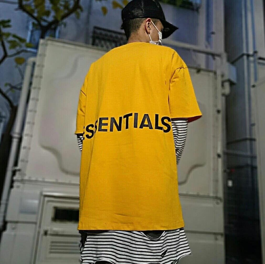 FOG 캔디 컬러 디자이너 반사 편지 캐주얼 짧은 소매 티 고품질 남성과 여성 여름 인기 커플 T 셔츠