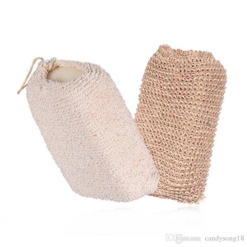 Перчатки для душа и душа Отшелушивающие средства для мытья кожи Spa Пена для полотенец Перчатки для массажа Полотенце для тела Быстрая доставка F3115