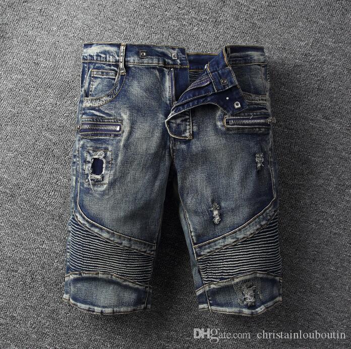 Calças Balmain Mens Shorts Designer Men Summer Fashion Praia Masculino Mulheres Camuflagem impressão soltas Calças Curtas