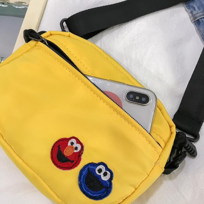 gros concepteur de la marque filles sac crossbody La Rue Sésame unique multicolore sac shooulder sacs à main de haute qualité