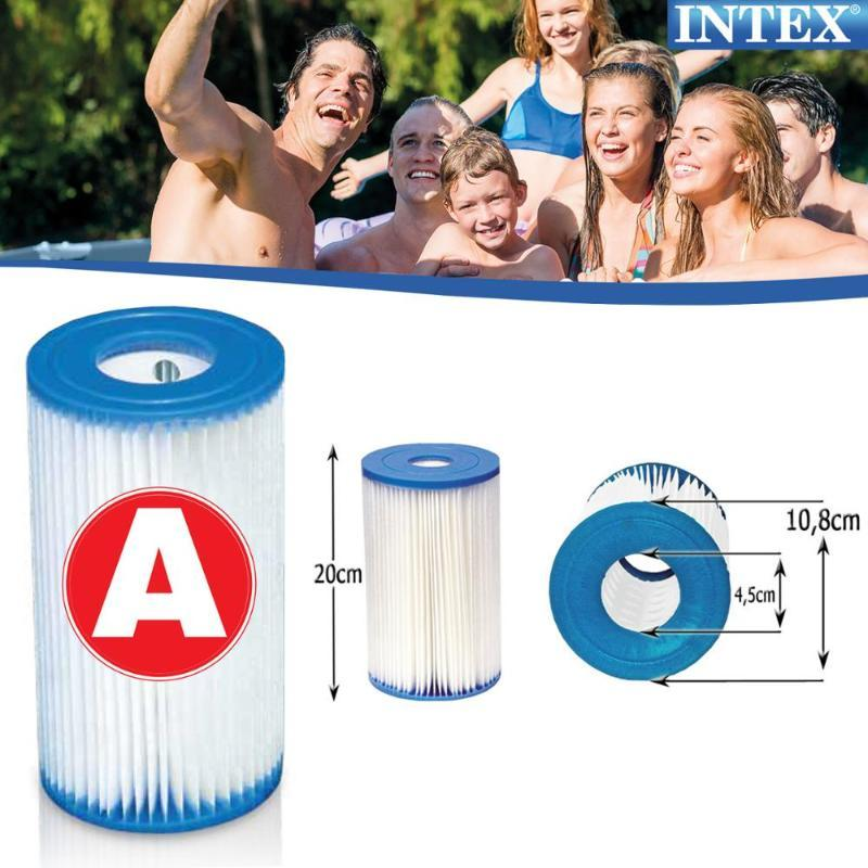 Intex Krystal Clear Filter Cartridge Size A #29000