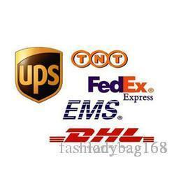 الطوابع البريدية لDHL EMS الصين آخر الشحن epacket مجانية الدفع لينك إرسال الموافقة المسبقة عن علم لي البحث حقائب النساء جديدة